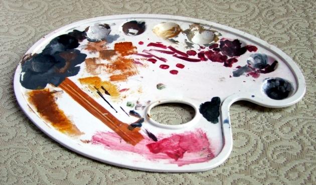 Paleta plástica